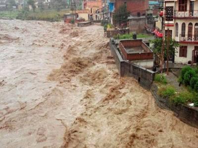 سیلاب سے تباہی جاری،چنیوٹ میں درجنوں آبادیاںڈوب گئیں، لوگ محصور،زمینی رابطہ منقطع،متاثرین امداد کے منتظر