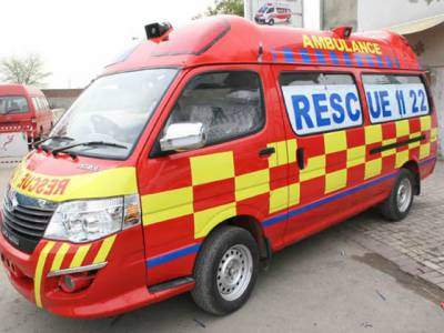 پنجاب بھر میں548ٹریفک حادثات میں5 افراد جاں بحق،640زخمی