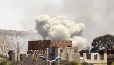 یمن کے دارالحکومت صنعاءمیں سعودی طیاروں کی بمباری سے 15 مزدور جاں بحق