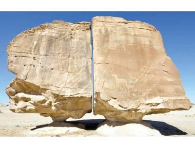 سعودی عرب کے صحرا میں دنیا کی قدیم ترین ایسی چیز دریافت کہ دنیا بھر کے ماہرین دنگ رہ گئے، ایسا کیا تھا؟ جان کر آپ کی حیرت کی بھی انتہا نہ رہے گی