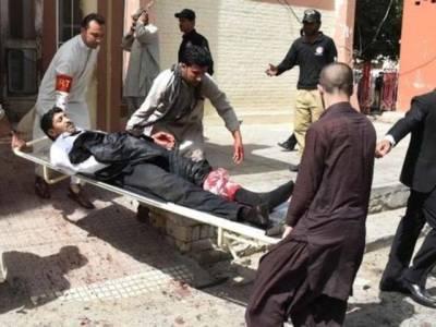 کوئٹہ میں دھماکہ کالعدم تنظیم تحریک طالبان پاکستان جماعت الاحرار نے کیا :نجی ٹی وی