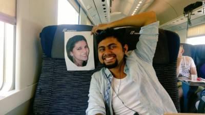 بھارتی شہری بیوی کے بغیر ہنی مون منانے اٹلی پہنچ گیا