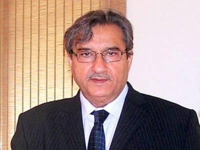 سابق وزیر پیر مظہر الحق کے گھر آگ بھڑک اٹھی ، سامان جل گیا