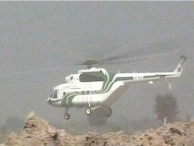 بازیاب ہیلی کاپٹر عملے میں شامل روسی اہلکار واپس وطن روانہ