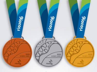 ریو اولمپکس: میڈلز کی دوڑ میں امریکہ نے سب کو بہت پیچھے چھوڑ دیا، پاکستان اور بھارت کھاتہ بھی نہ کھول سکے