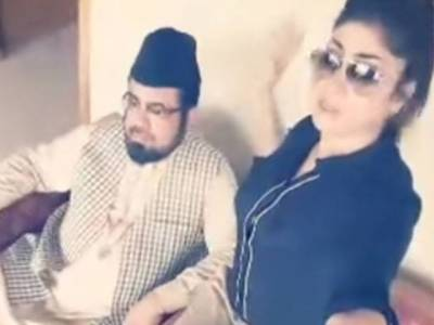 قندیل بلوچ قتل کیس: مفتی عبدالقوی کو حراست میں لینے اور جھوٹ پکڑنے والی مشین سے ٹیسٹ کا فیصلہ