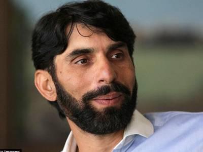 اوول ٹیسٹ میں فتح ،مستقبل میں پاکستان کی ٹیسٹ کرکٹ کو فائدہ ہوگا،مصباح الحق