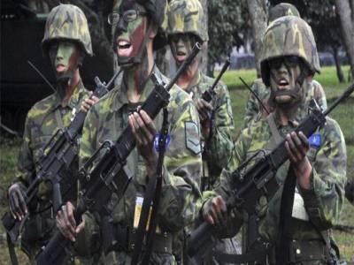 تائیوان میں ٹینک دریا میں گرنے سے 4 فوجی ہلاک، ڈرائیور جان بچانے میں کامیاب