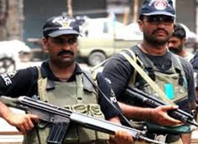 لاہور میں سی ٹی ڈی نے کارروائی کر کے مبینہ دہشت گرد کو گرفتار کر لیا ،دو دستی بم برآمد
