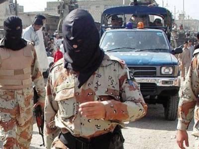 کراچی،سیکیورٹی اداروں کا آپریشن،گلستان جوہر سے9افراد گرفتار