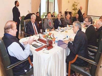 وزیر اعظم نے ملکی سیاسی و سکیورٹی صورتحال پر غور کیلئے وفاقی کابینہ کا اجلاس جمعرات کو طلب کرلیا