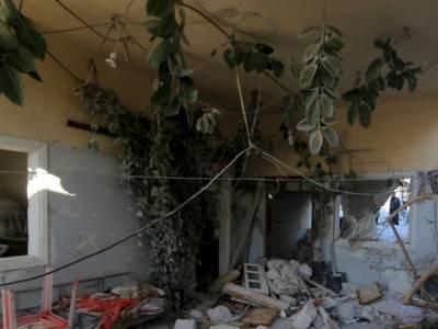 دو ماہ کے دوران شام میں 18 بار مہلک آتشیں ہتھیار وں کے استعمال ،12شہری زخمی