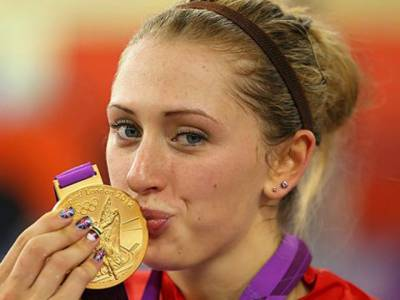 ٹراٹ, برطانیہ کی کامیاب ترین اولمپیئین خاتون