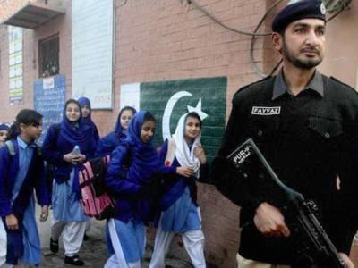 پنجاب بھر میں سکولوں کے اطراف کومبنگ آپریشن کا فیصلہ