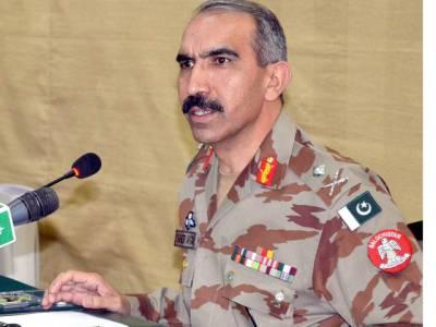 بہت سارے دشمن ہمارے خلاف اکٹھے ہوچکے ہیں، سانحہ کوئٹہ کا زخم دینے والوں تک جلد پہنچ جائینگے:آئی جی ایف سی بلوچستان