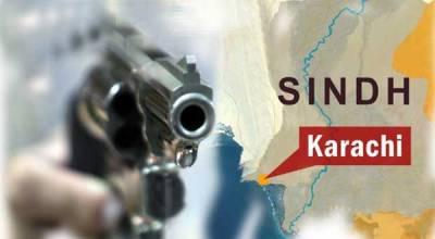 کراچی میں فائرنگ ، گولیاں لگنے سے 2سگے بھائی جاں بحق، ڈان نیوز کے 2کارکن زخمی