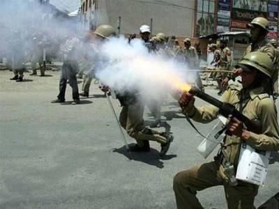 مقبوضہ کشمیر : بھارتی فوج کی فائرنگ سے ایک اور کشمیری شہید ہو گیا ،حریت رہنماﺅں کی اپیل پر ہڑتال میں 25اگست تک توسیع