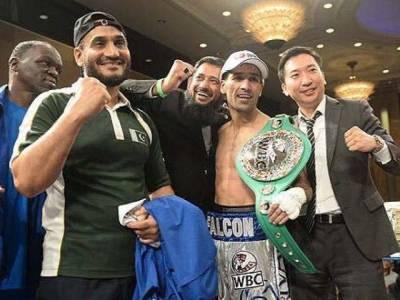 پاکستانی باکسر محمد وسیم نے فلپائنی باکسر کا چیلنج قبول کر لیا،مقابلہ 27نومبر کو ٹوکیو میں ہوگا
