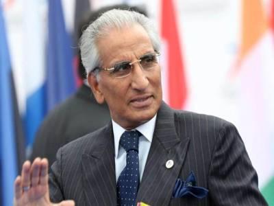 اقوام متحدہ کے سیکریٹری جنرل نے کشمیر کے مسئلے کو حل کرنے کے لیے تعاون کی پیشکش کردی :طارق فاطمی