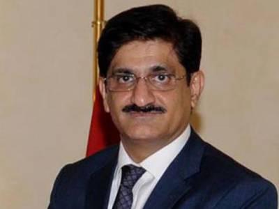 وزیراعلیٰ سندھ نے کاؤنٹر ٹیررازم ڈیپارٹمنٹ (سی ٹی ڈی) میں 1 ہزار کانسٹیبل اور 500 اے ایس آئی بھرتی کرنے کی منظوری دیدی