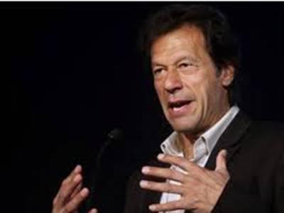پنجاب پولیس ن لیگ کا عسکری ونگ، لاہور میں بھی رینجرز آپریشن کیا جائے،عمران خان