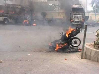 پولیس کا سانحہ 12مئی میں ملوث ملزموں کی حتمی فہرست تیار کرنے کا فیصلہ