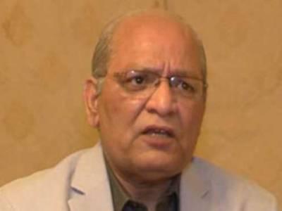 طاہرالقادری راہداری منصوبے کیخلاف سازش کررہے ہیں : مشاہد اللہ خان