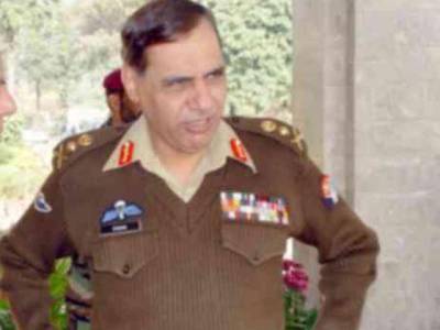 دہشتگردی کیخلاف سب سے اہم کردار آرمی چیف کا ہے، جنوبی پنجاب میں آپریشن ہونا چاہئے: جنرل(ر) احسان الحق