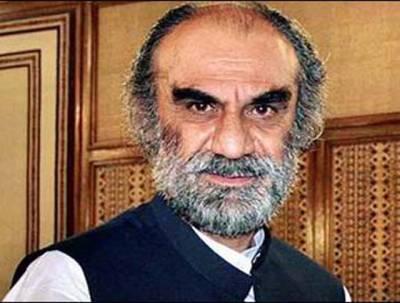 نواب اسلم رئیسانی کا بیٹا کار حادثے میں زخمی ہو گیا