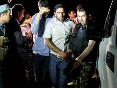 کابل میں یونیورسٹی پر حملہ ،ہلاکتوں کی تعداد 13ہوگئی،پولیس کا دو دہشتگرد مارنے کا دعویٰ