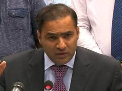 الطاف حسین اور عمران خان میں کوئی فرق نہیں : عابد شیر علی