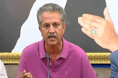 کراچی کے نو منتخب مئیر وسیم اختر کو حلف اٹھانے سے روکنے کی درخواست مسترد