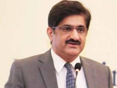 فاروق ستار قائد ایم کیوایم کی ویٹو پاور ختم نہ کرتے تو متحدہ کا چلنا مشکل تھا :مراد علی شاہ