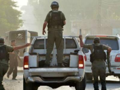 پشاور، ورسک ڈیم سے ملحقہ کرسچیئن کالونی پر دہشتگردوں کا بڑا حملہ ناکام ، لیویز اہلکار سمیت 2 افراد شہید ،چار خود کش بمبار ہلاک