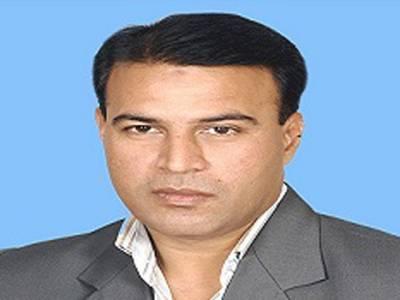 """ایم کیو ایم پاکستان کے رکن قومی اسمبلی ساجد احمد نے قومی اسمبلی میں """"پاکستان زندہ باد"""" کا نعرہ لگا دیا"""