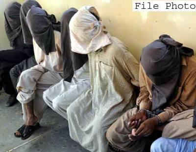 ہنگامہ آرائی، توڑ پھوڑ، بغاوت کا الزام، گرفتار مزید 10 ملزموں کی مقامی عدالت میں شناخت پریڈ