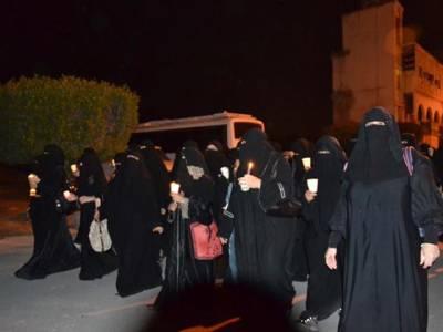 سعودی خواتین نے زوردار تحریک شروع کردی، عالمی تنظیم بھی ساتھ شامل ہوگئی، مقصد کیا ہے؟ جان کر سعودی عرب میں بڑے بڑوں کی پریشانی کی حد نہ رہی