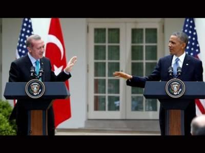 ترکی میں حکومت کا تختہ الٹنے کی سازش کرنے والوں کوکٹہرے میں لائیں گے،اوباما کا اردوان سے وعدہ