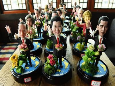 چینی صدر کی جی 20-کانفرنس کے مہمانوں کے اعزاز میں ضیافت ,چینی موسیقی ، لوکل ڈانس ، روایتی گانوں اور رقص کابھی اہتمام