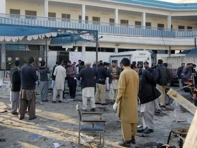 مردان خودکش حملے کا ایک اور زخمی دم توڑ گیا ، شہداءکی تعداد 15ہو گئی