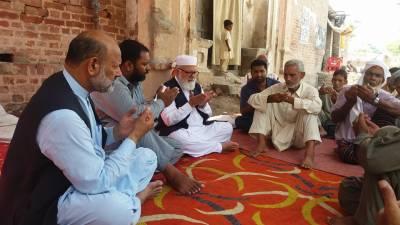 جماعت اسلامی کے کارکنان کے قتل میں حکومتی کارندے ملوث ہیں :لیاقت بلوچ
