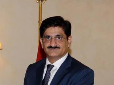 وزیراعلیٰ سندھ کا دورہ لاہور کے دوران ٹریفک جام میں پھنس گئے
