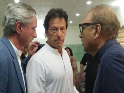 کرکٹ کو ادارہ نہیں بنایا جائے گا تو بہتری نہیں ہوگی: عمران خان