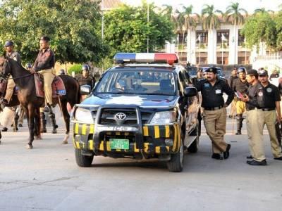 پٹرول کی کھپت پر کنٹرول اور چوری کی وارداتوں سے بچنے کے لئے سرکاری گاڑیوں میں ٹریکرز نصب کرنے کا فیصلہ