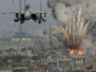 شام میں باغیوں کے ٹھکانوں پر بڑا حملہ، النصرہ فرنٹ کے کمانڈر سمیت متعدد ہلاک