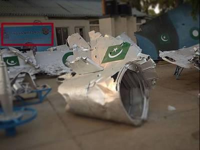 بھارتیوں نے اپنے ہی طیاروں کے ملبے کو 1965کی جنگ میں تباہ ہونے والے پاکستانی جہاز قراردیدیا، دنیا بھر میں جگ ہنسائی