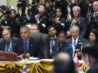 """"""" یہ کام تمہیں ہر گز نہیں کرنے دیں گے"""" اوباما نے چین کو خطرناک دھمکی دے دی"""