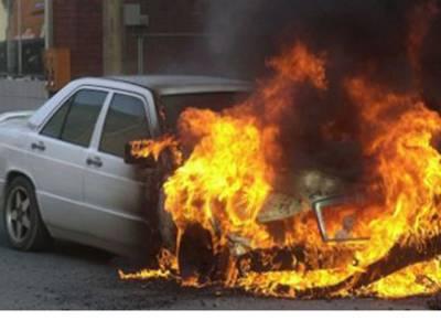 کراچی: گاڑیاں نذر آتش کرنے کے الزام میں ایک کیو ایک کے آٹھ کارکن گرفتار