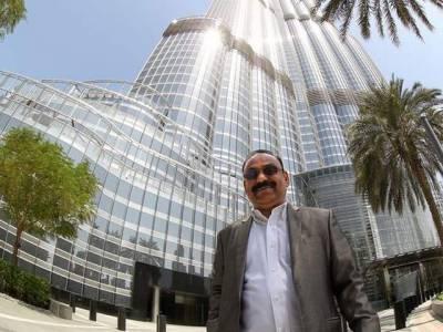 وہ ایک آدمی جس کے دنیا کی بلندترین عمارت برج الخلیفہ میں 22فلیٹ ہیں ، یہ کیسے حاصل کیے ؟ ایسا کہانی کہ جان کرآپ کو بھی بے حدہمت ملے گی