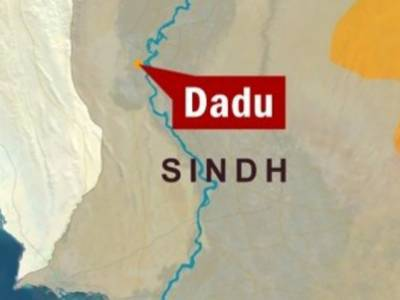 انڈس ہائی وے پر بس الٹنے سے دو بچوں سمیت 11مسافر زخمی